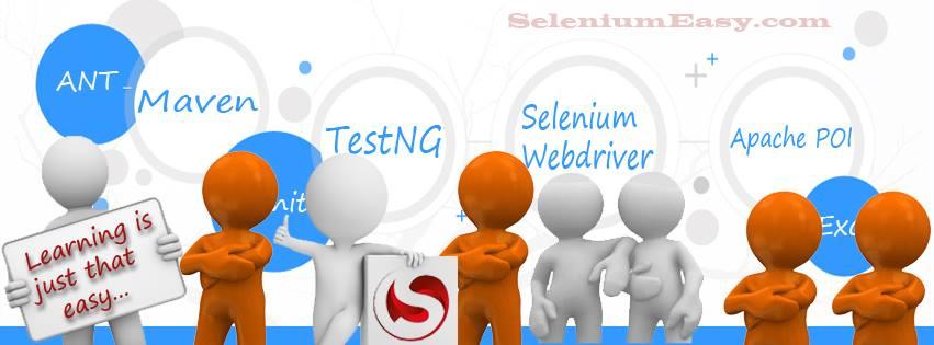 Selenium Easy