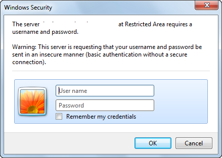 Basic authentication in IE using Selenium