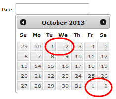 date picker with webdriver